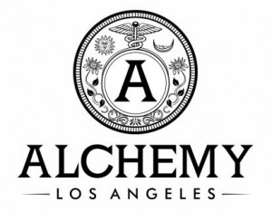 alchemy logo black basic